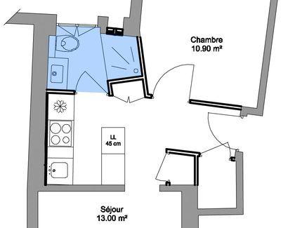 Aménagement petite salle de bains  28 plans pour une petite salle - volume salle de bains