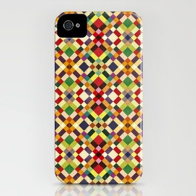 Pixel  by Goncalo Viana  iPhone Case / iPhone (4S, 4)    $35.00