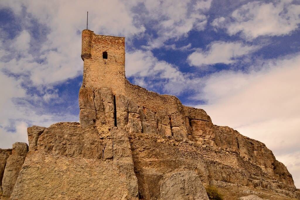 Molina De Aragón Castle Spain And Portugal Fortification