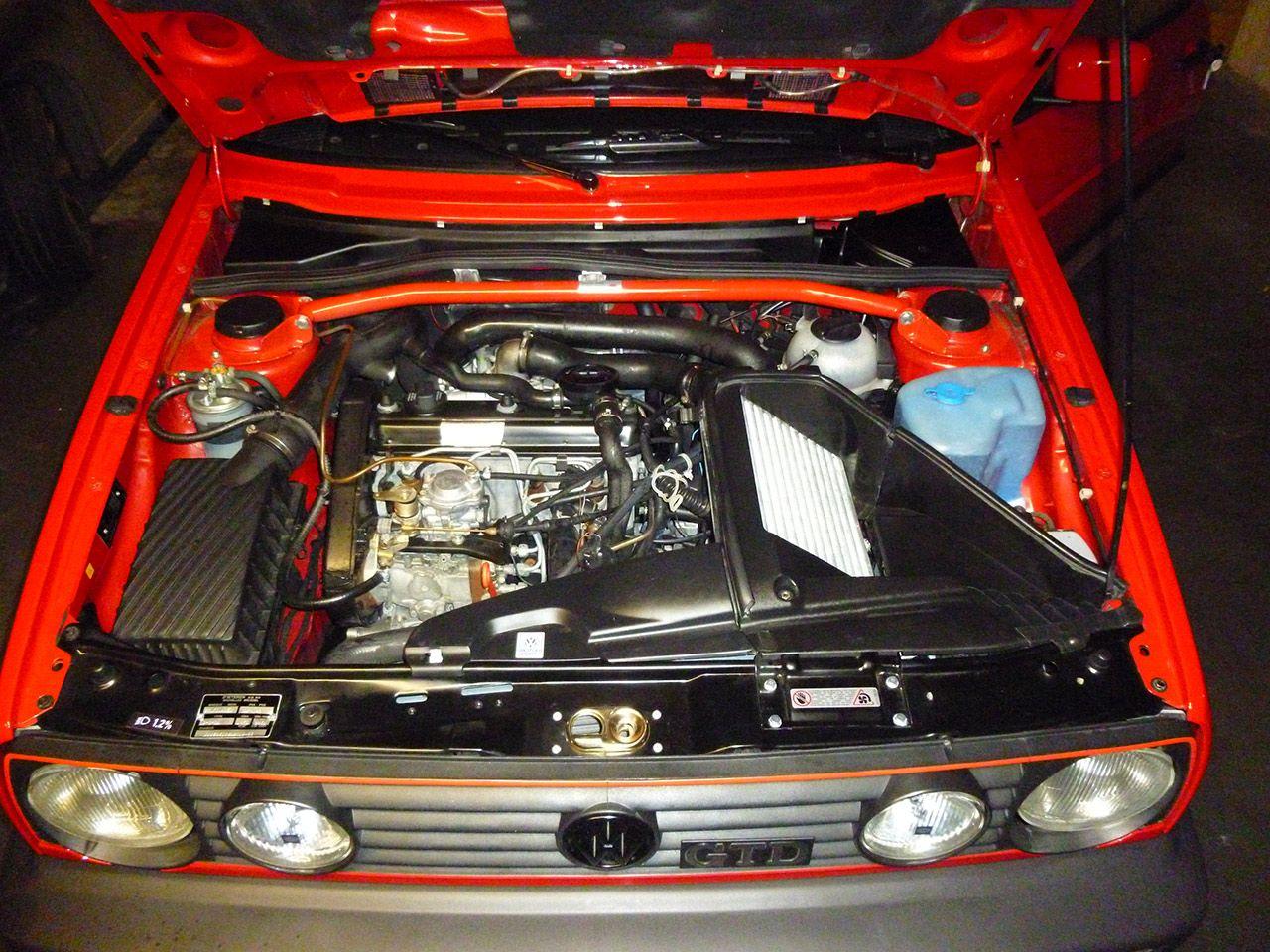 Find of the Day: 1991 Volkswagen Golf GTD | Volkswagen Mk2 8v 16V