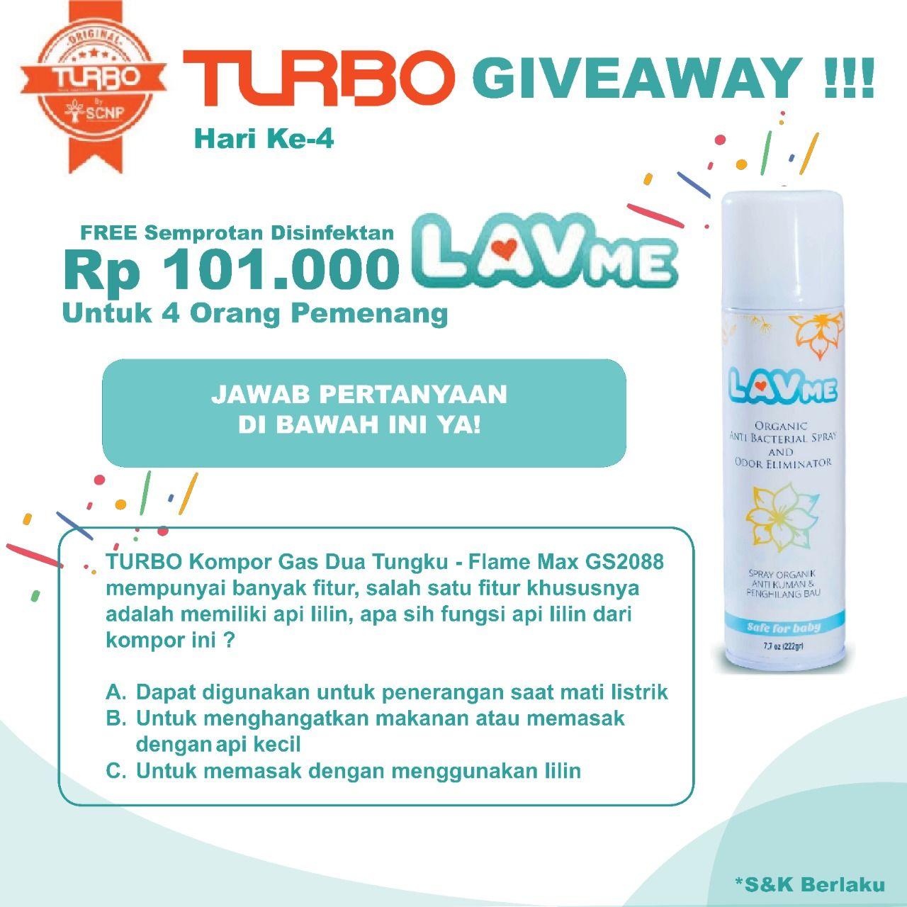 Hai Sobatidamanturbo Minbo Punya Kabar Gembira Untuk Kalian Giveaway Turbo Indonesia Hadir Lagi Nih Kali Ini Minbo Mau Bagi B Di 2020 Semprotan Haiku Media Sosial