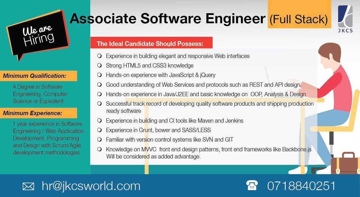 Pin By Jkcs On Jobs Technology Job Software Development Engineering