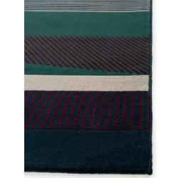 Photo of benuta Trends short pile carpet dessert blue / gray 80×150 cm – modern carpet for living room