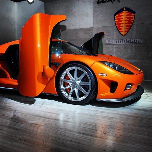Koenigsegg Motor in Car | Koenigsegg CCXR simply perfecto! -Sun crushed ... - Cool Cars & Motor ...