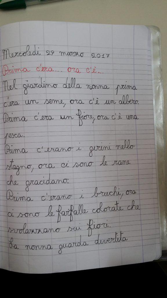 E oppure maestra carmelina grammatica attivit di for Maestra carmelina classe seconda