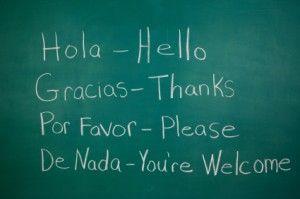 Beginning Spanish For Children Learn A New Language Learning Spanish Spanish Language School