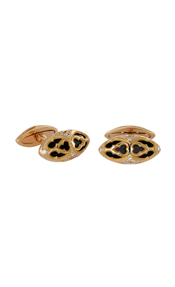 Magerit - Man Collection: Cufflinks Vitral Oval