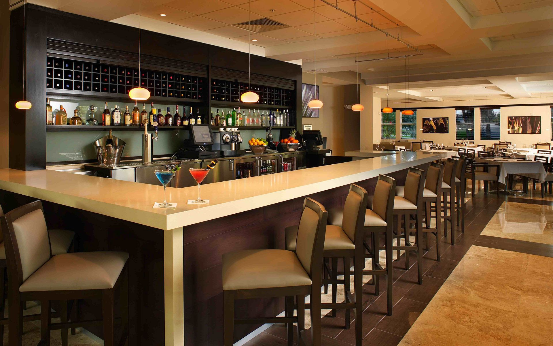 restaurant bar designs layouts   Off the heels of a season opening win  against the K-C Royals, the ...   restaurant bar design   Pinterest   Restaurant  bar ...