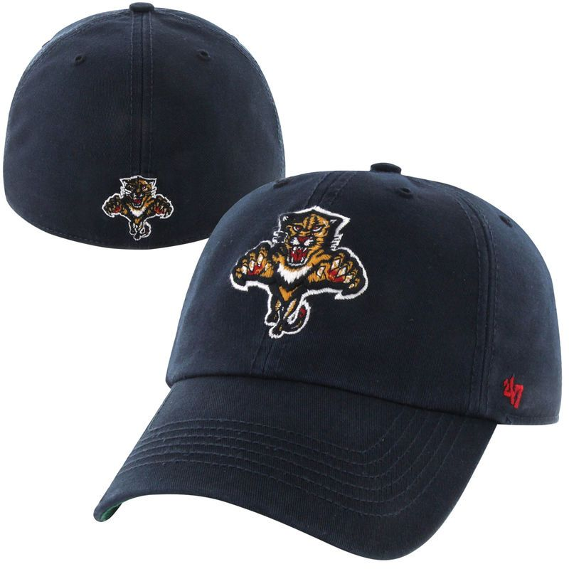 c1a5025fa Florida Panthers '47 Franchise Fitted Hat - Navy | Products | Hats ...