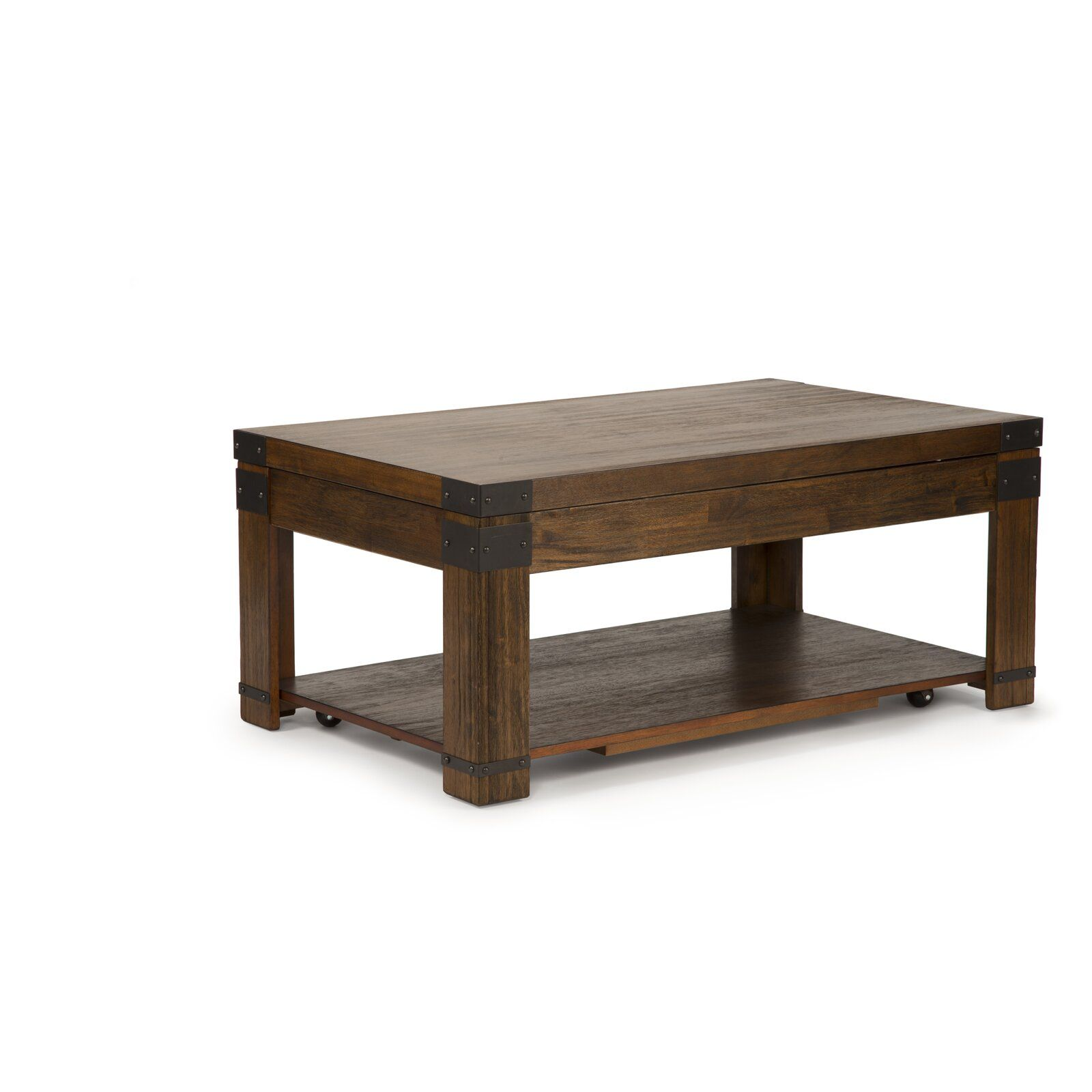 Traditional Dark Brown Lift Top Coffee Table Crestline In 2021 Coffee Table Lift Top Coffee Table Coffee Table With Casters [ 2296 x 2771 Pixel ]