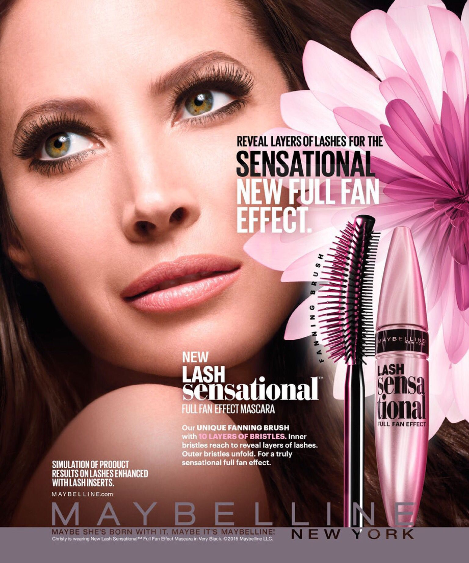 Maybelline Cosmetic Advertising | Maybelline cosmetics ...