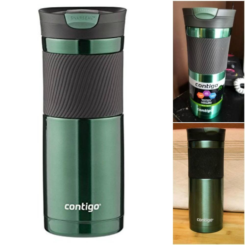 Insulated Travel Mug Stainless Steel Cup Coffee Tumbler Thermos Hot Water Bottle Contigo Insulated Travel Mugs Bottles For Sale Coffee Thermos