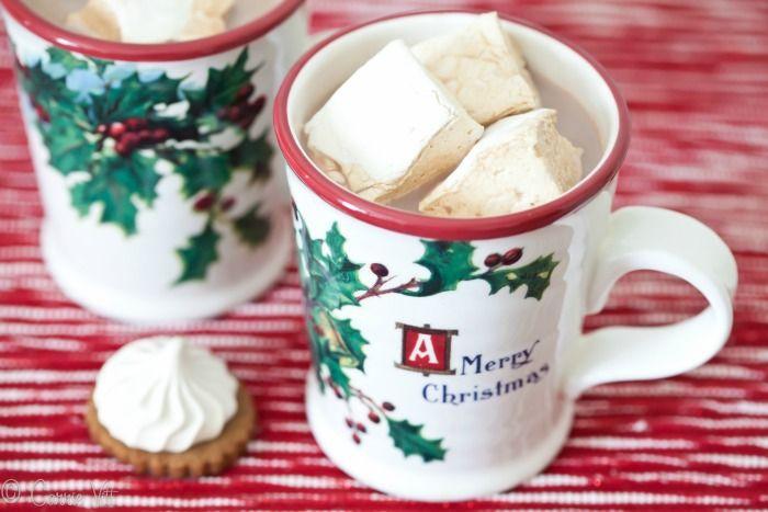 Homemade Marshmallows and Cocoa | DeliciouslyOrganic.net (Grain-Free, Paleo)