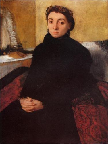 Josephine Gaujean - Edgar Degas