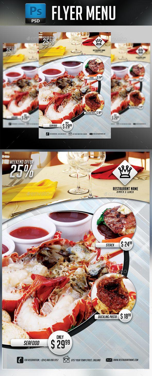 restaurant flyer cs 4x6 breakfast dinner flyer food menu