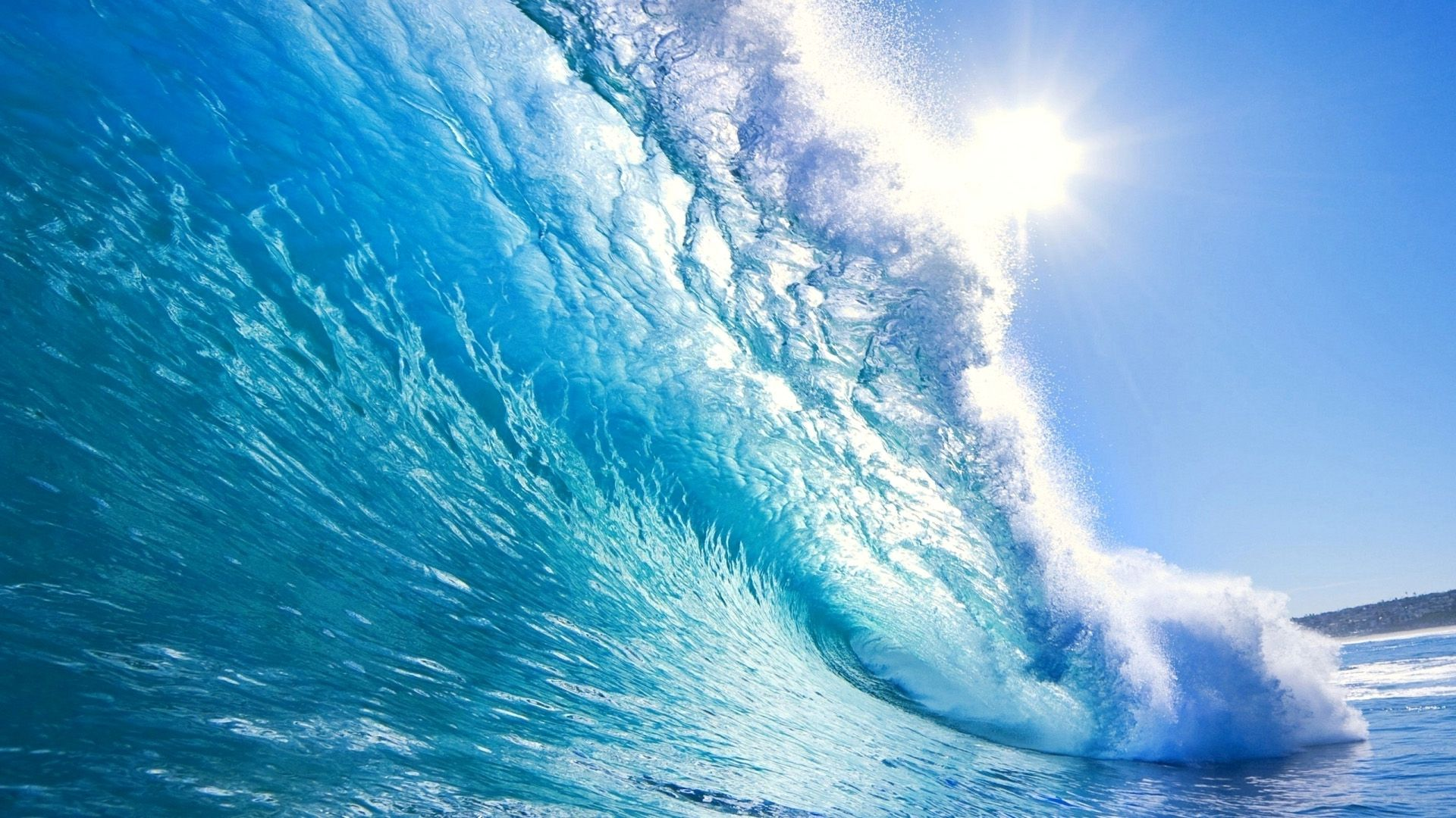 10 Most Popular Ocean Waves Desktop Wallpaper Full Hd 1920 1080 For Pc Desktop Waves Wallpaper Ocean Waves Ocean Wallpaper