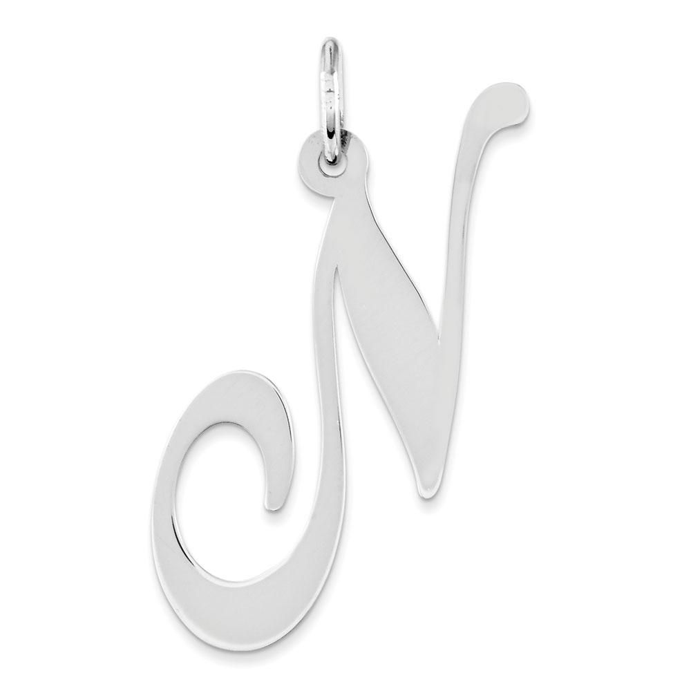 Aokarry Jewelry Women Sterling Silver Pendant Necklacessmooth Heart Pendant Silver