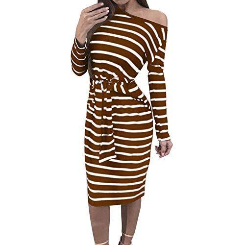 53a71fc4da672 SamMoSon Discount Robe Vintage Manteaux et Blousons Femme Cérémonie Sexy  BandeBandage sans Bretelles Manches Longues Fesses