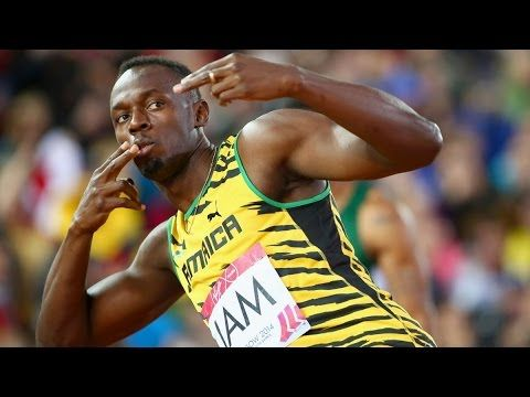 Usain Bolt Cruises Into Olympic 100m Final In 9.86sec ...
