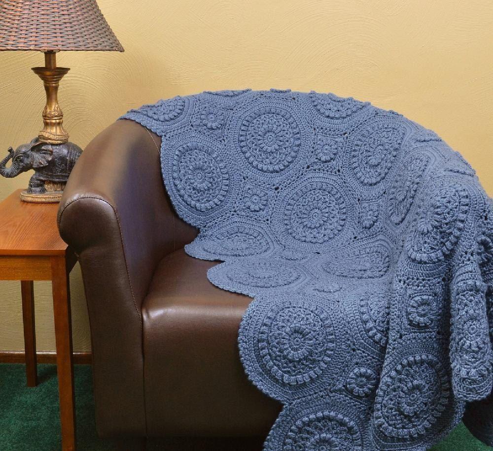 Versailles Matelassé Afghan | Blankets & Throws | Pinterest