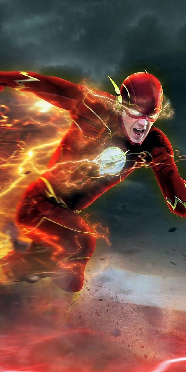 Run, Barry, Run!