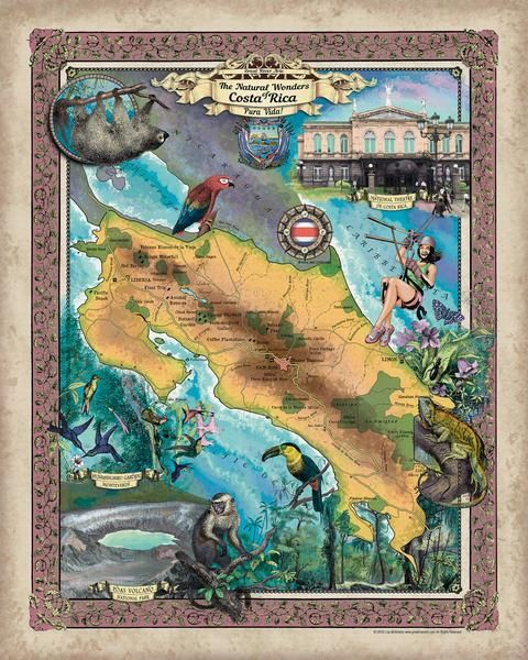 1912 August Chevalier Art Print Vintage Poster Map of San Francisco California
