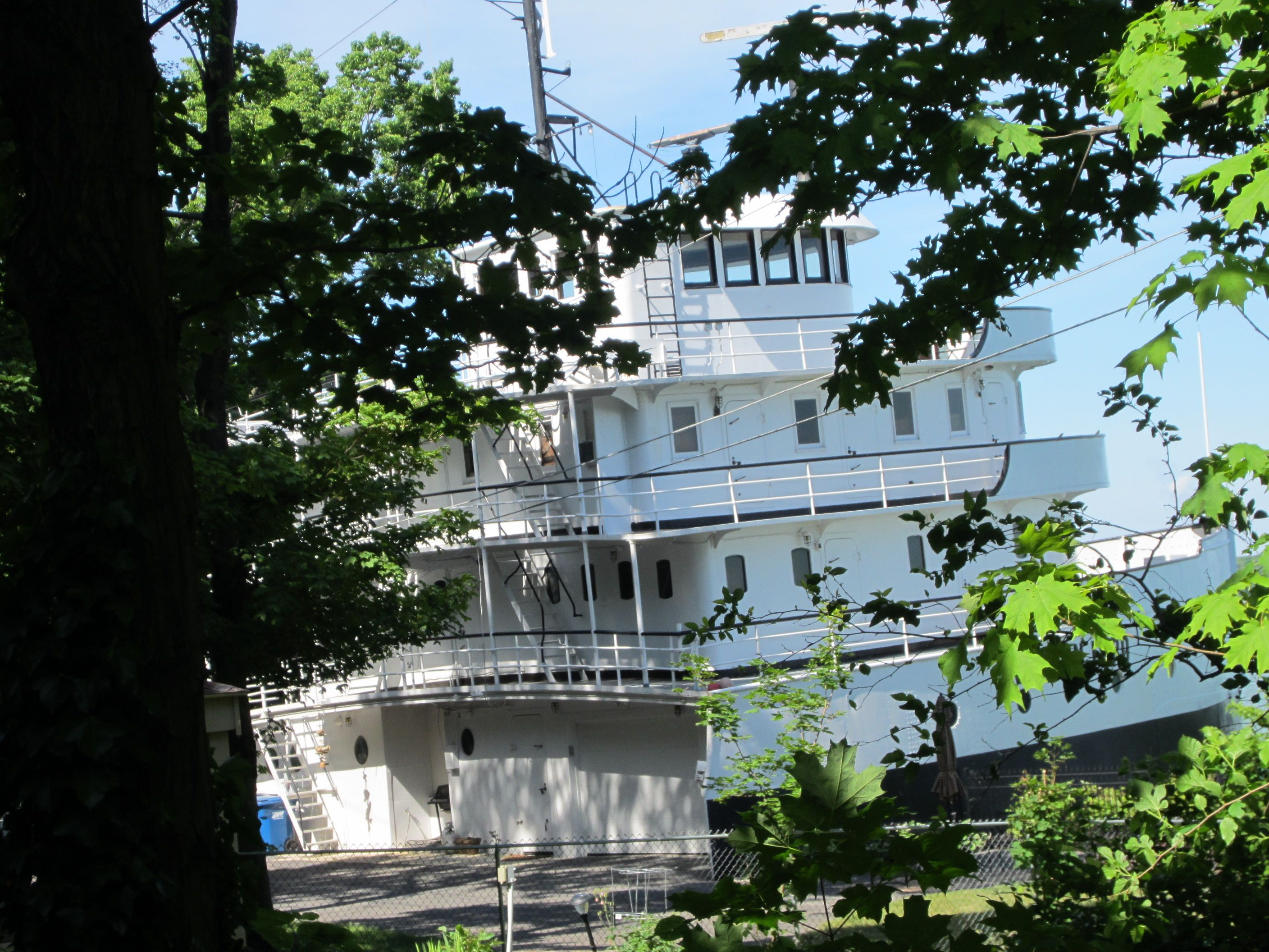 Benson Ford House The Benson Ford Boat House South Bass Island Put In Bay