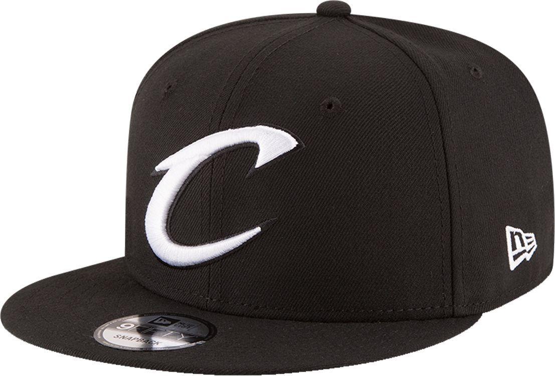 ea2a86c732e New Era Men s Cleveland Cavs 9Fifty Adjustable Snapback Hat ...