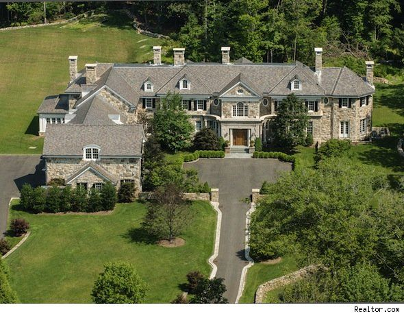 Biggest Homes In America Feast Your Eyes On Some Of The Most Massive Mansions On The Market Extravagant Homes Mansions House Exterior