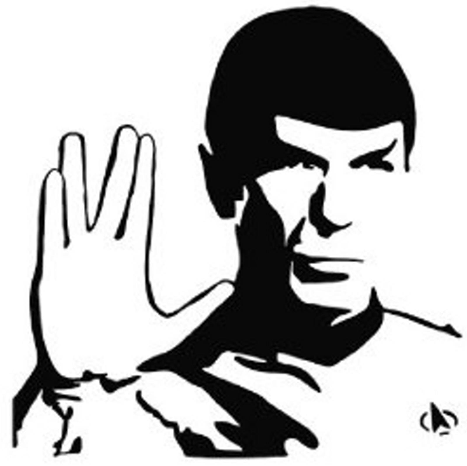 Spock Star Trek Vulcan Leonard Nimoy Decal and 50 similar items | Star trek,  Star trek spock, Spock