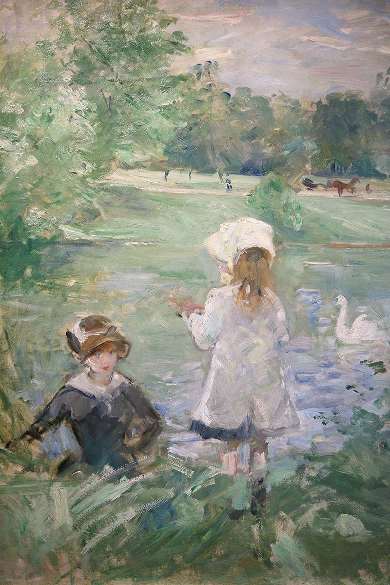 Berthe Morisot à Marmottan in 2020   Berthe morisot ...