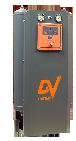 DD Series Heatless Regenerative Desiccant Air Dryers