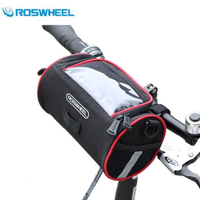 Hot Sale Roswheel Folding Bike Bag Bicycle Handlebar Bag Cycling
