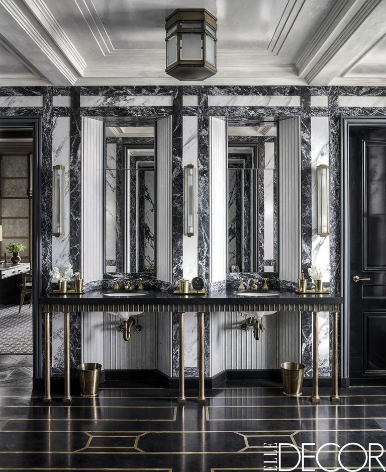 Most Beautiful Bathrooms Ever: 80 Of The Most Beautiful Designer Bathrooms We've Ever