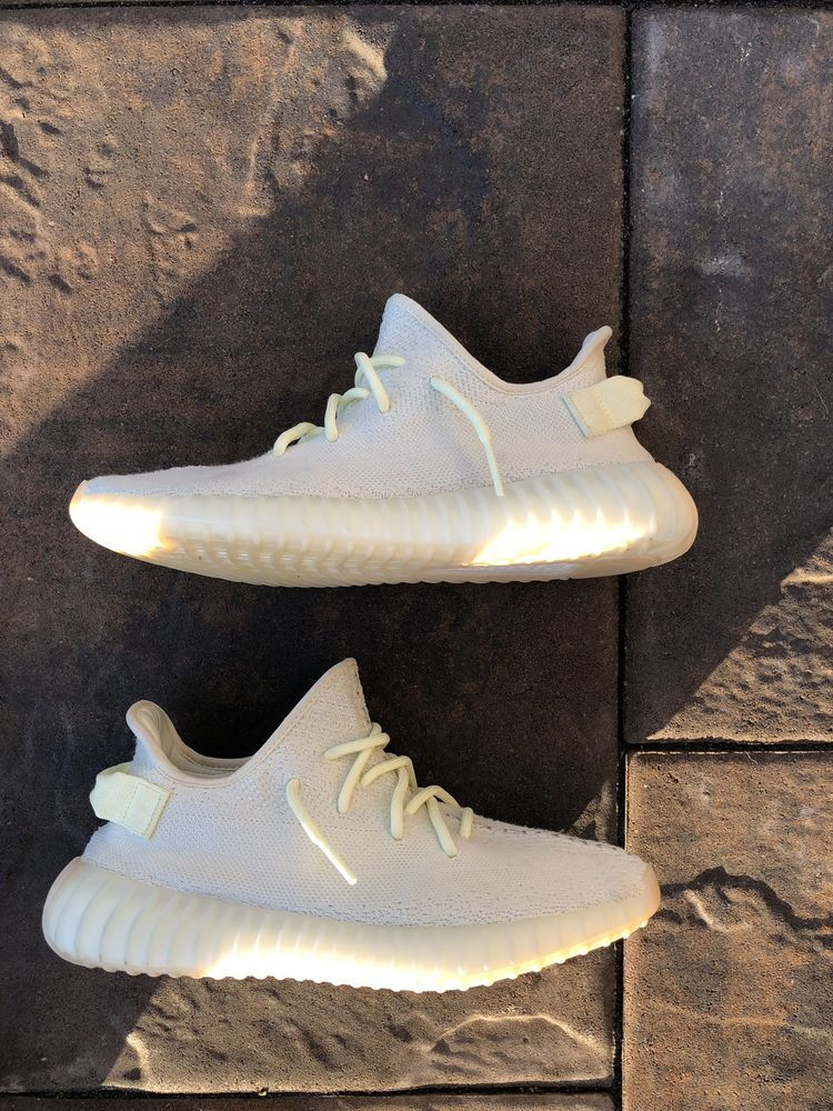 new arrivals 62284 994fe yeezy boost 350 v2 butter size 9 #fashion #clothing #shoes ...