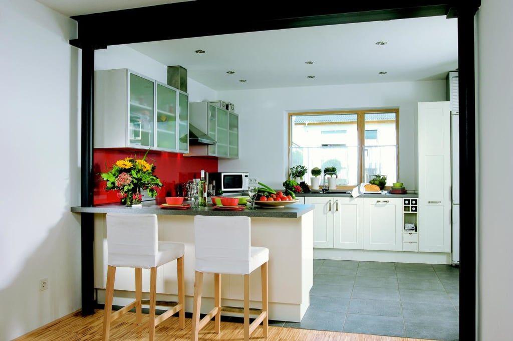 cuisine moderne par elkin + brombach architekten moderne