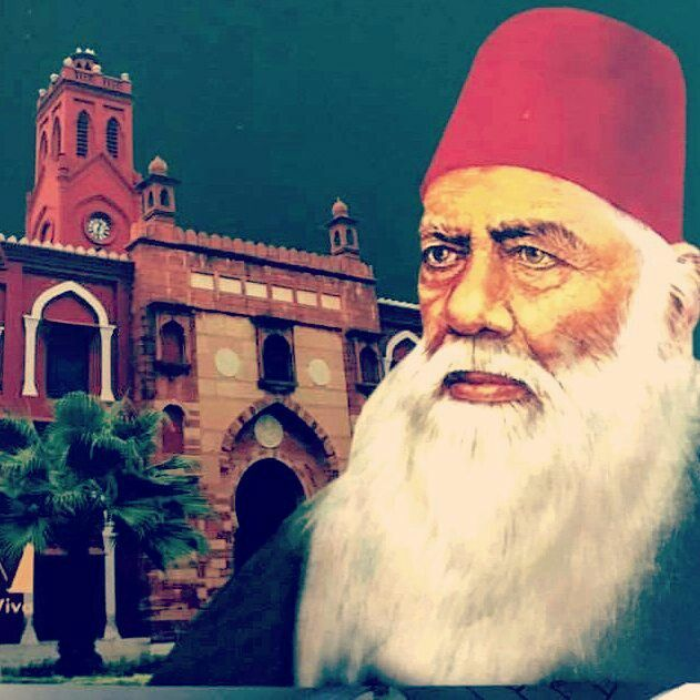 sir syed ahmed khan essay  short note