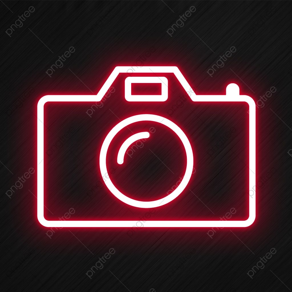 Camera Icon In Neon Style Camera Camera Icons Style Icons Png Transparent Clipart Image And Psd File For Free Download Camera Icon Neon Neon Light Wallpaper