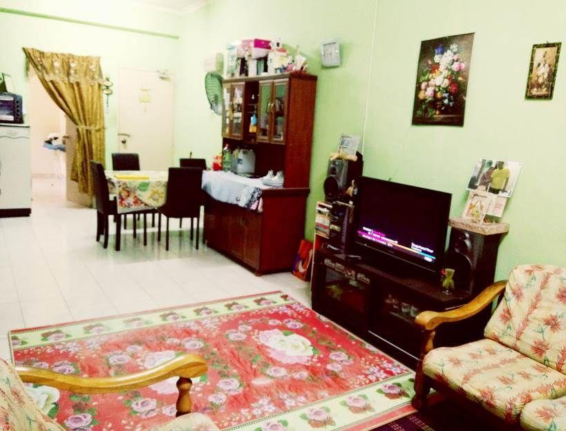 Shop Apartment Hentian Kajang Jalan Reko