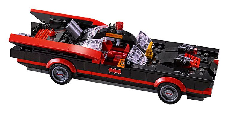 LEGO does a set for TV Batman. I just want the Batmobile; the original and still the coolest! Batman and Batcave From Classic TV Series Coming to Lego - Hollywood Reporter