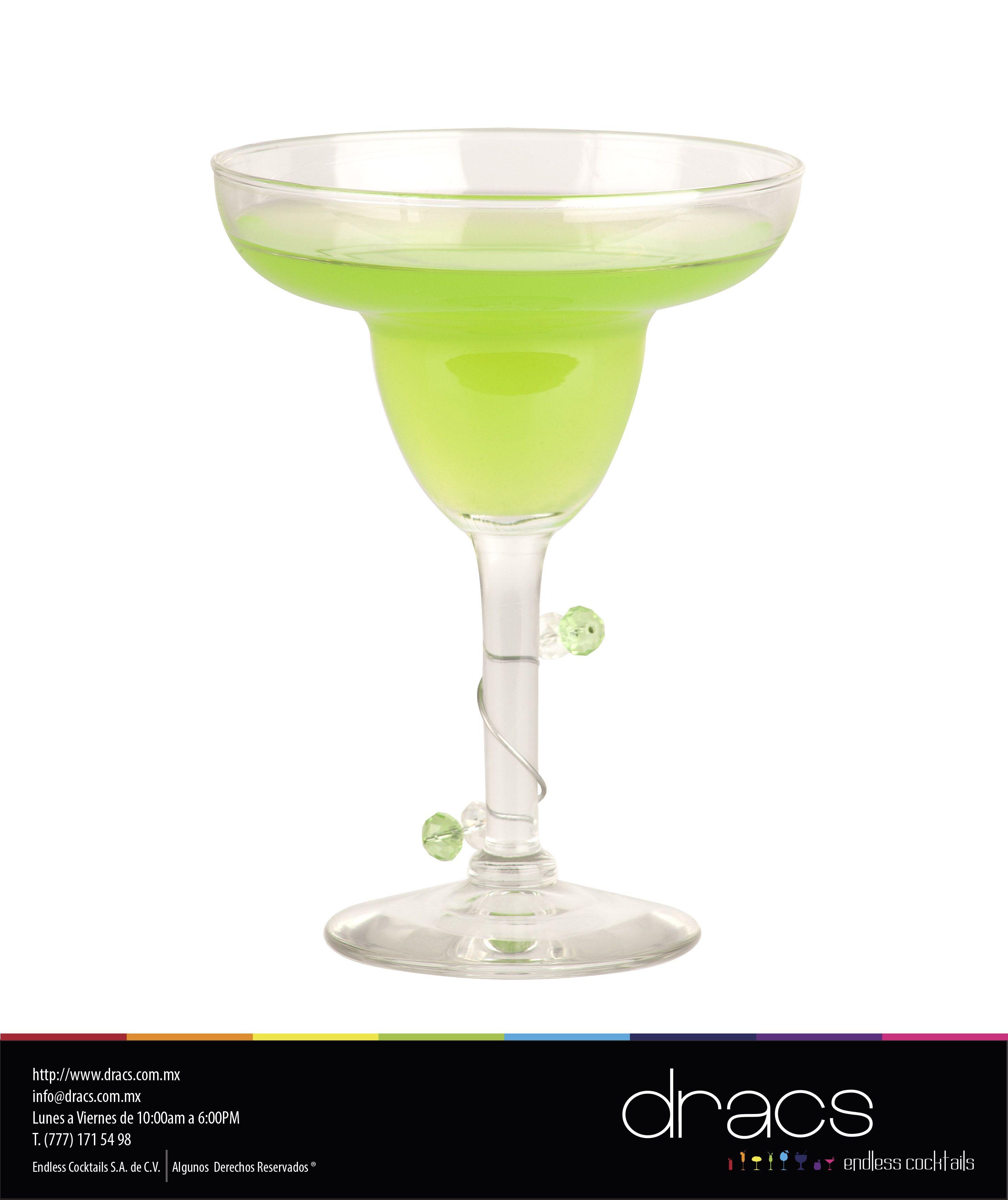 #Cocktails #Cocteles #Margarita #Green #StylishStem