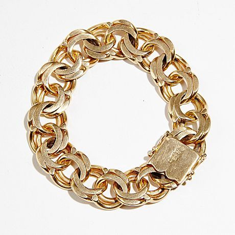 Armband 18 k guld Bismarck 71 g  249c033c170aa