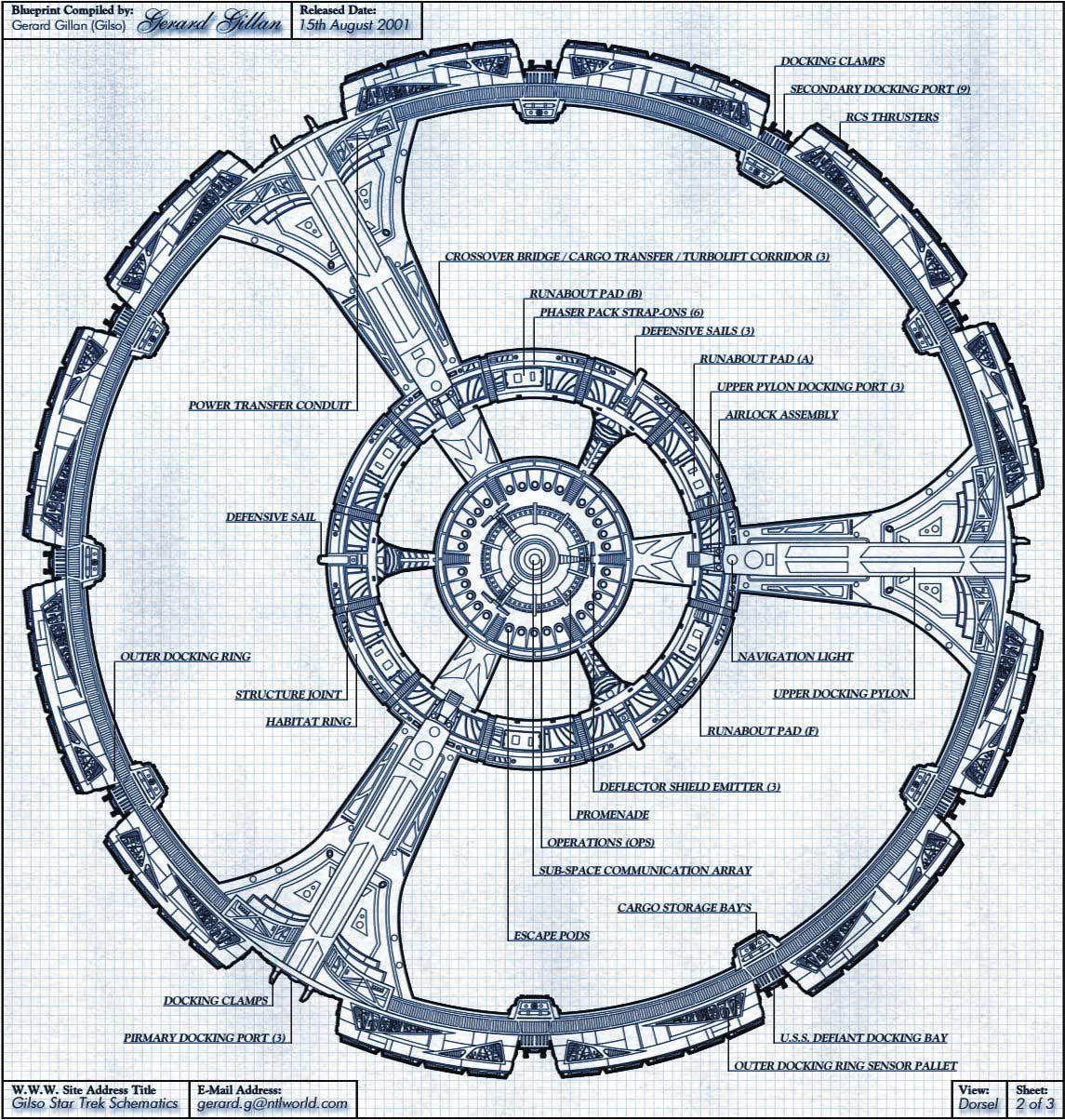 Deep Space Nine | Star Trek | Pinterest | Deep space, Star ...