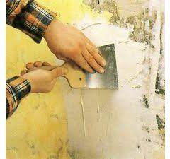comment enduire un mur abim mur mur en parpaing. Black Bedroom Furniture Sets. Home Design Ideas