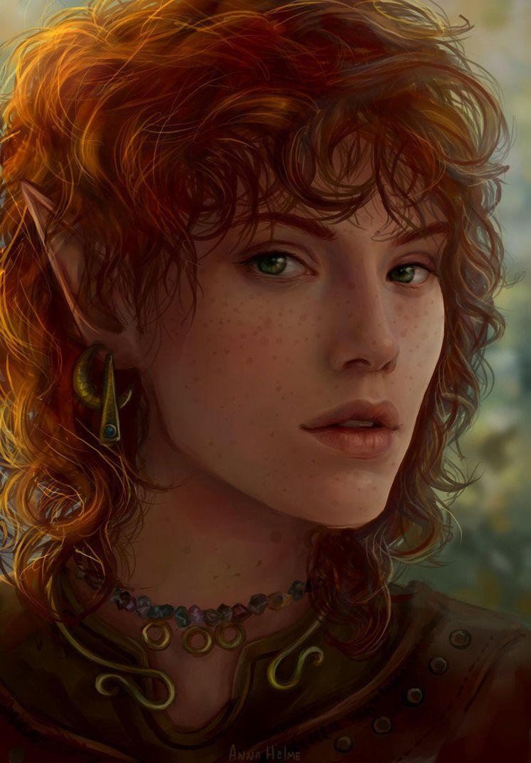 Remarkable, redhead fantasy dungeons dragons think, that