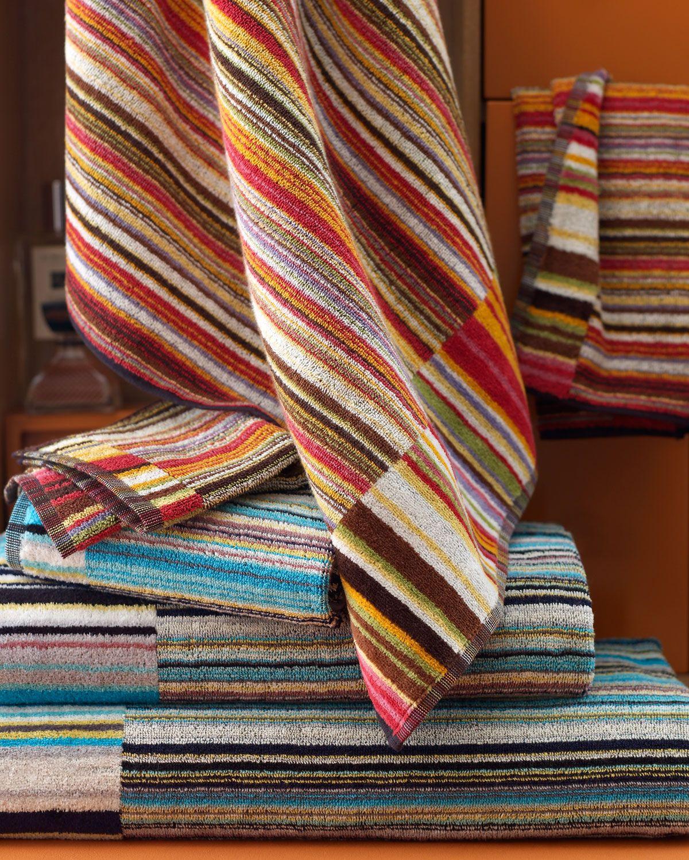 Jazz Bath Towel Missoni Home Bath Towels Bath Sheets Bath