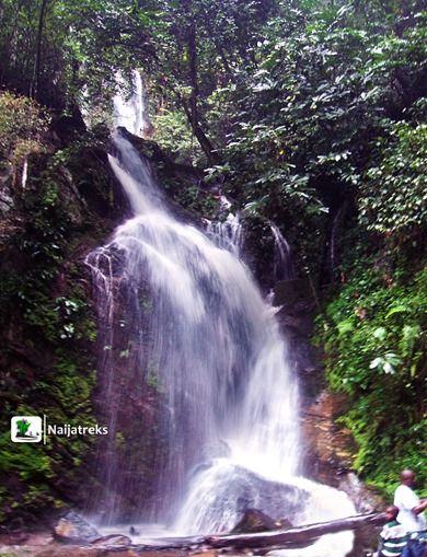 Olumirin Waterfalls, Osun [Naijatreks]