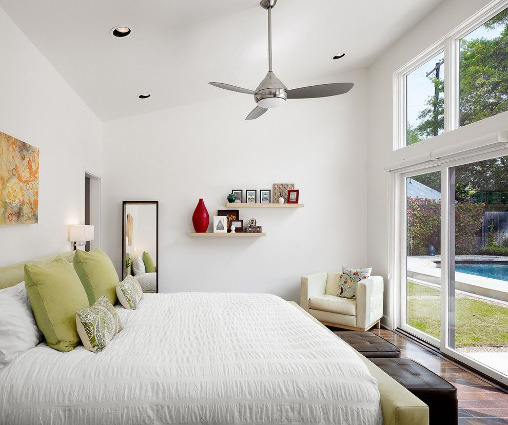 Bright Minka Fans In Bedroom Modern With Decorative Ceiling Fan Next To Alongside Box
