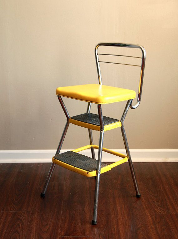 Fine Reserved For Teresa Peddy Vintage Yellow Cosco Kitchen Ocoug Best Dining Table And Chair Ideas Images Ocougorg