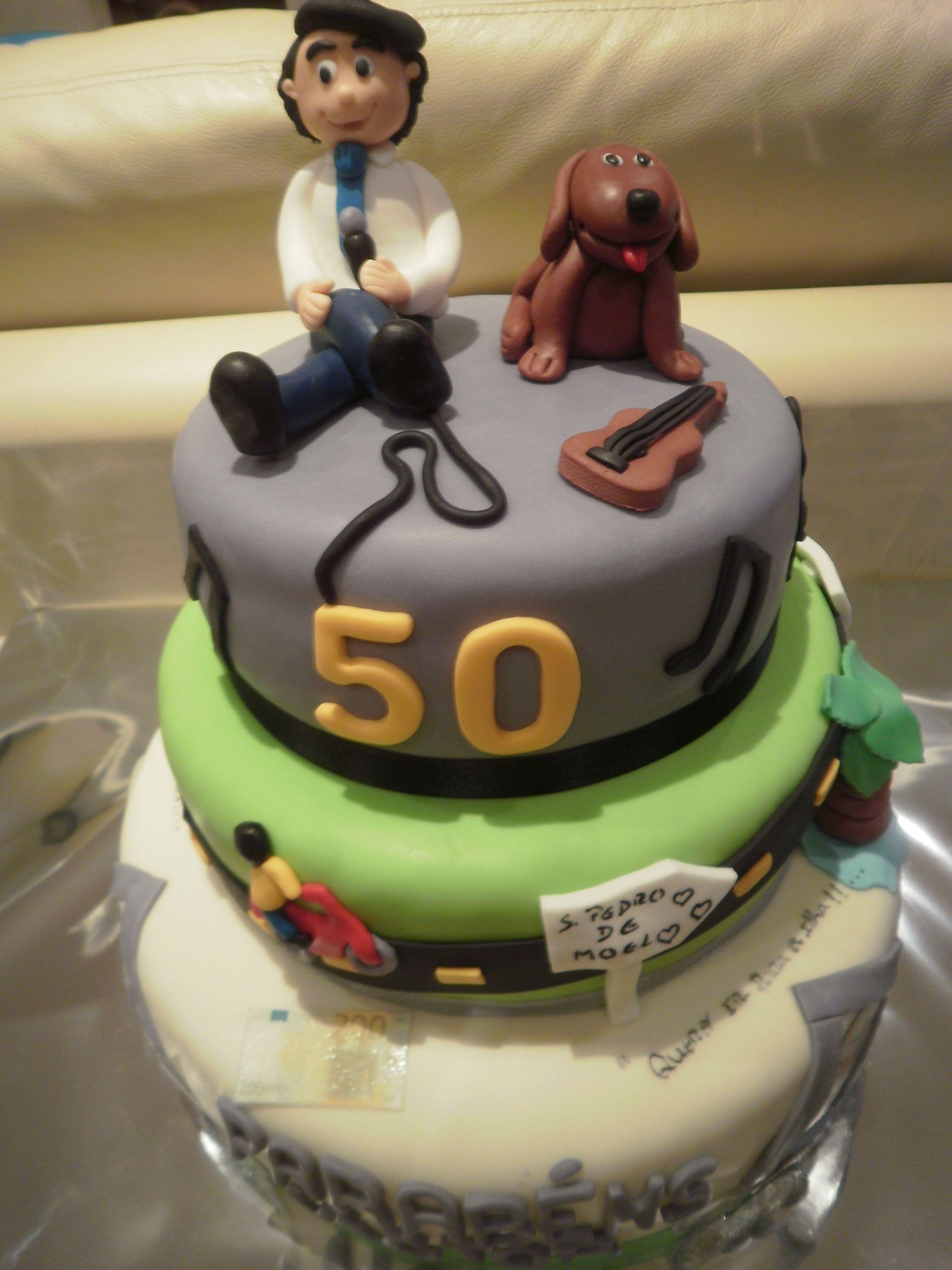 Para comemorar os 50 anos...